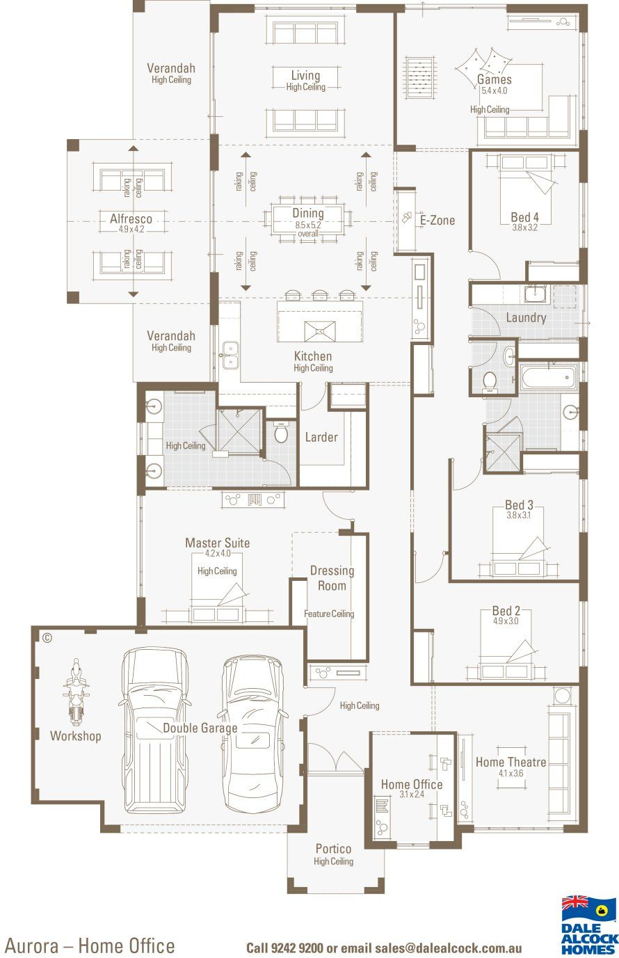 Pin By Chap Murphy On Dream It Large House Plans Garage House Plans Home Design Floor Plans