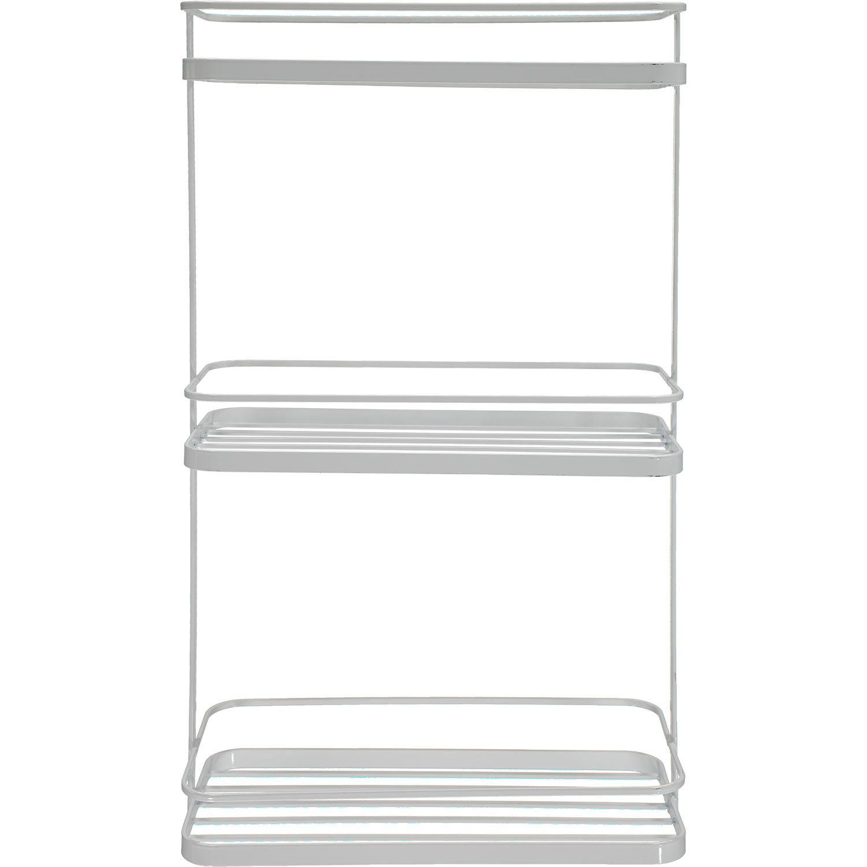 White Three Tier Shelf Stand - TK Maxx | bathroom/cloakroom ideas ...