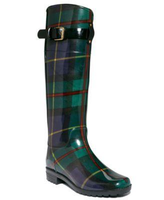 6a219d96b66 Lauren Ralph Lauren Women's Rossalyn II Rain Boots | Styling ...