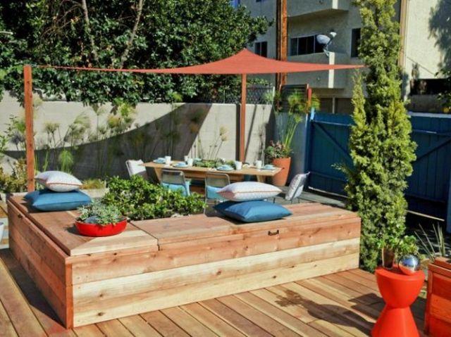 L\'aménagement des espaces de vie extérieurs | Jardin exotique ...