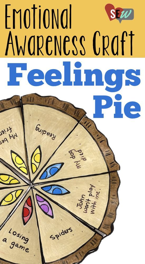 Knowing Your Feelings: Feelings Activity, Worksheet, Craft ...