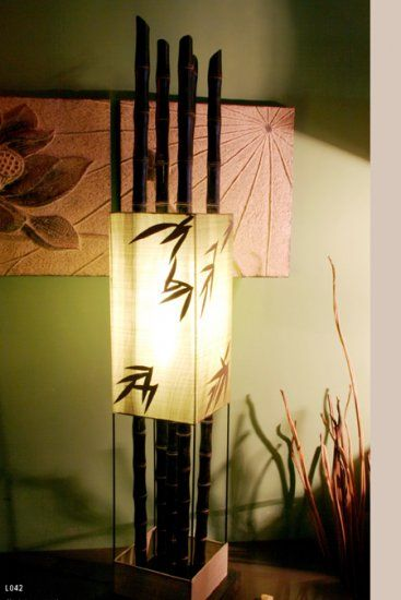 Asian Floor Lamp Bamboo Tree. $331.00 Kinda Expensive, But Itu0027s Still Pretty
