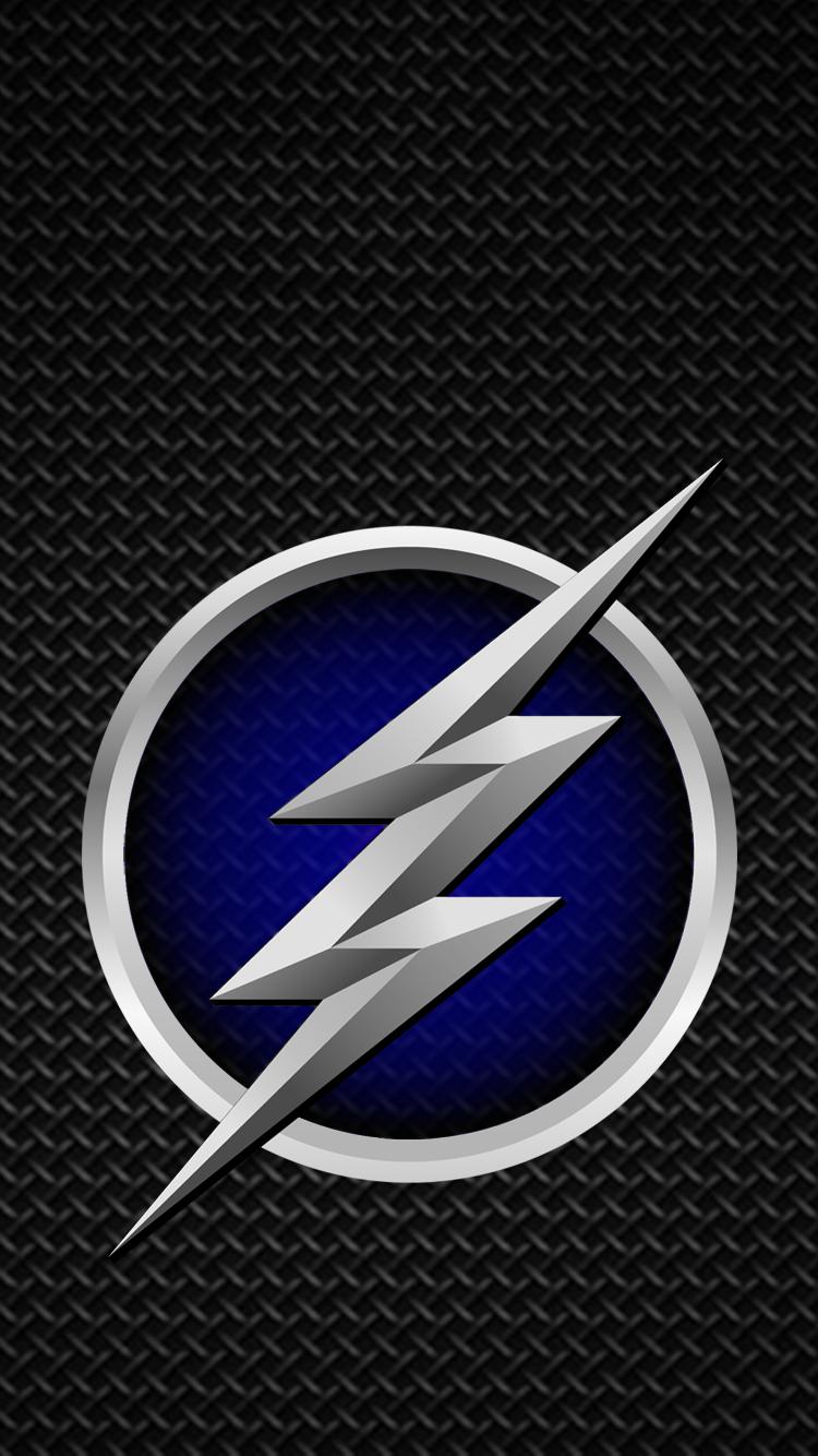 The Flash Logo Blue Wallpaper Iphone 6 Testing Ideas The Flash