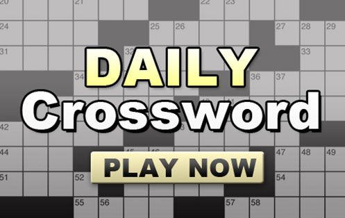 Daily Crossword Puzzles Free From The Entertainment Crossword