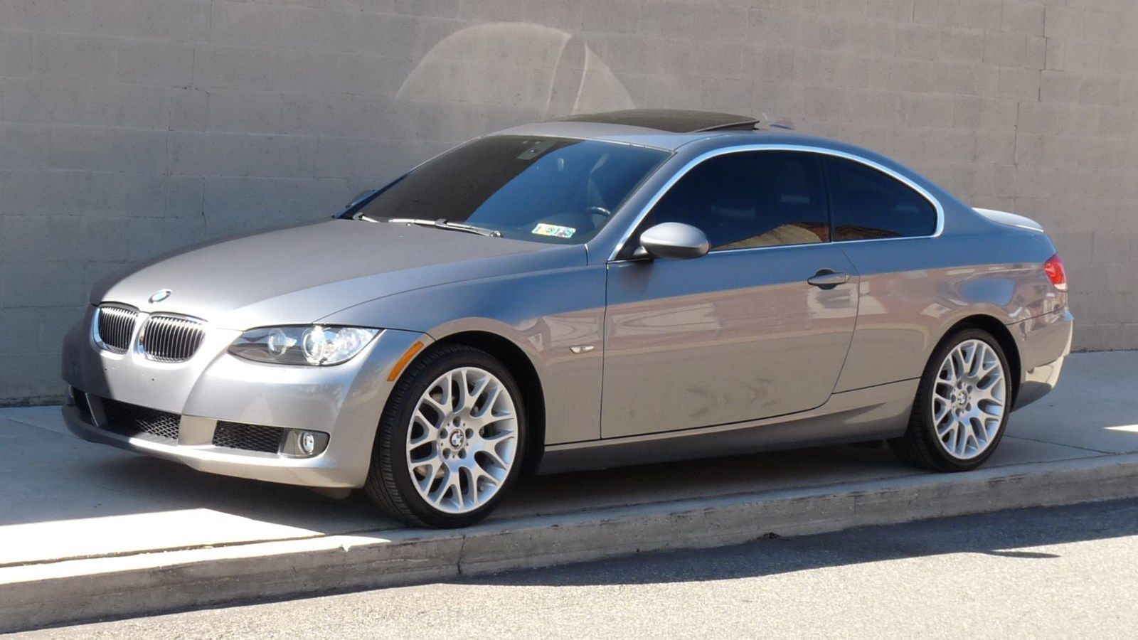 2007 Bmw 3 Series Coupe Beautiful 2007 Bmw 328xi Coupe 81 128 Miles
