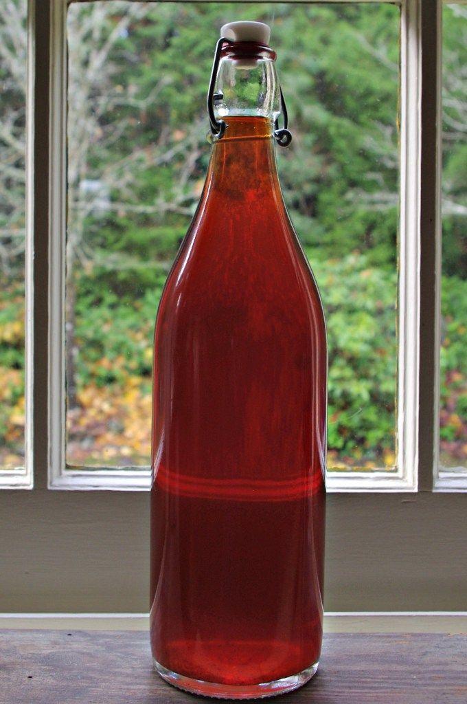 How To Make Homemade Plum Liqueur Plum Recipes Liqueur Homemade Liquor