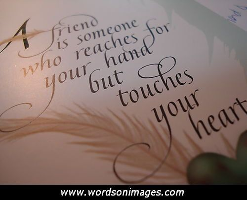 Heart Touching Friendship Quotes Friendship Quotes Best