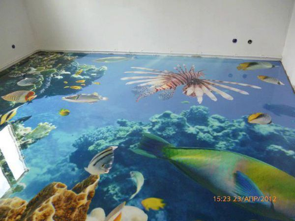 3d Fußboden Meer ~ 3d epoxy floors sabine kuipers pinterest