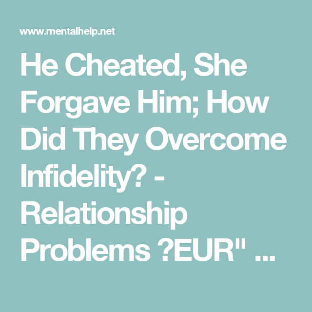 Marriage forums infidelity