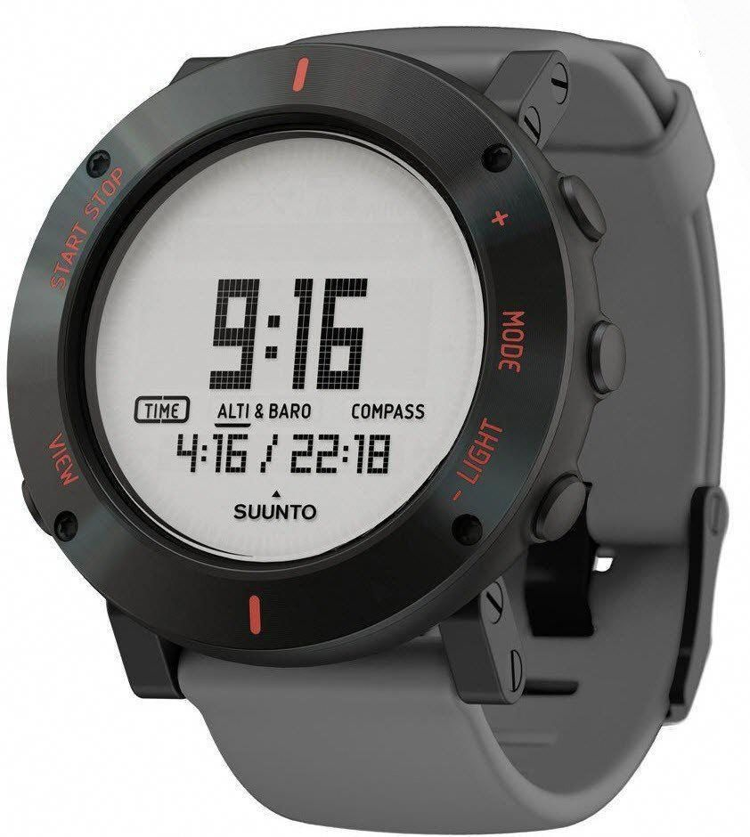 Suunto Watch Core Crush Grey alarmyes bezelfixed