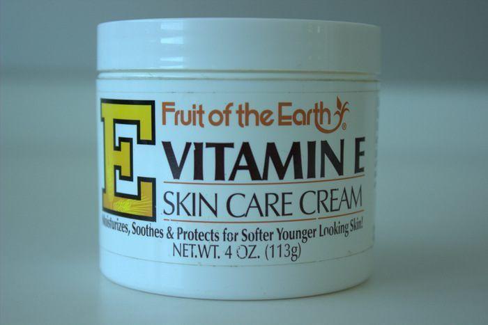 Fruit Of The Earth Vitamin E Skin Care Cream Review Skin Care Cream Face Cream Reviews Beauty Vitamins