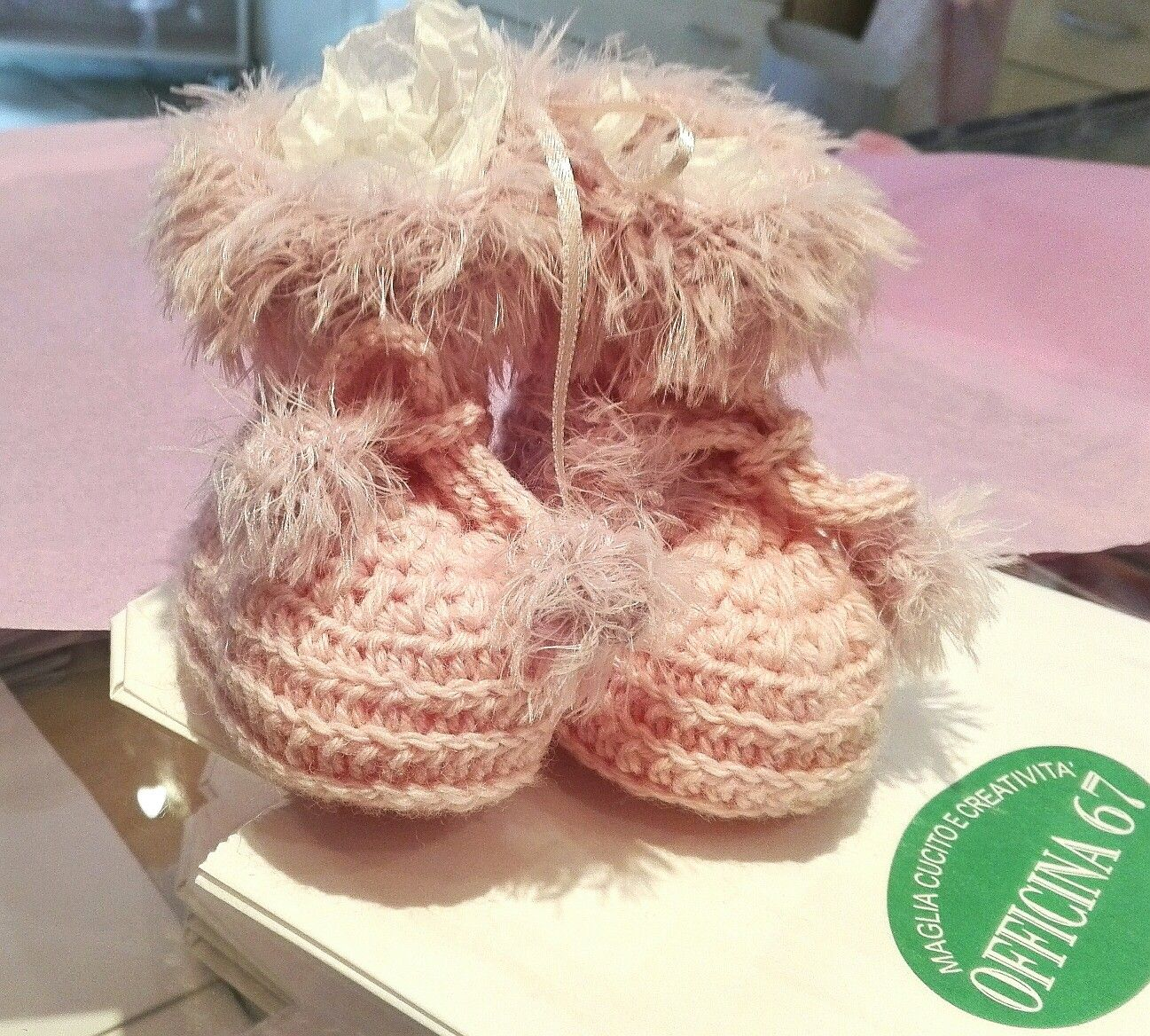 7066a03e5f Handmade baby shoes by Officina 67,via Nazionale 105 Naples ...