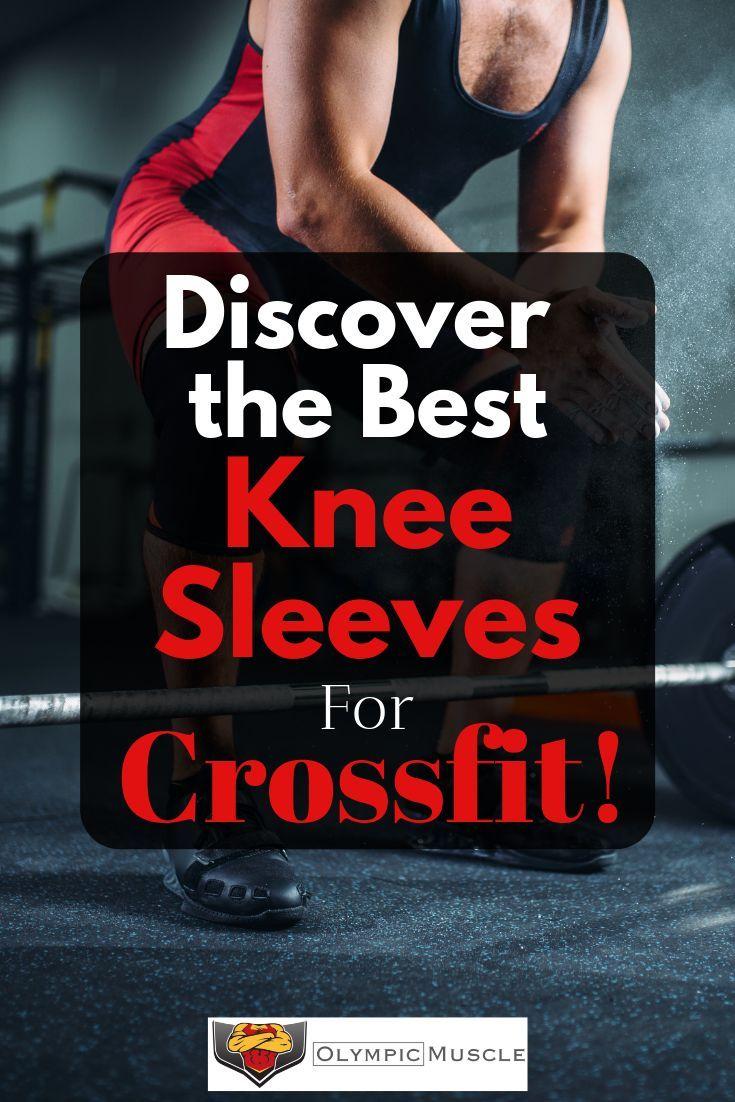 Top 5 knee sleeves for CrossFit! Knee sleeves, Best knee