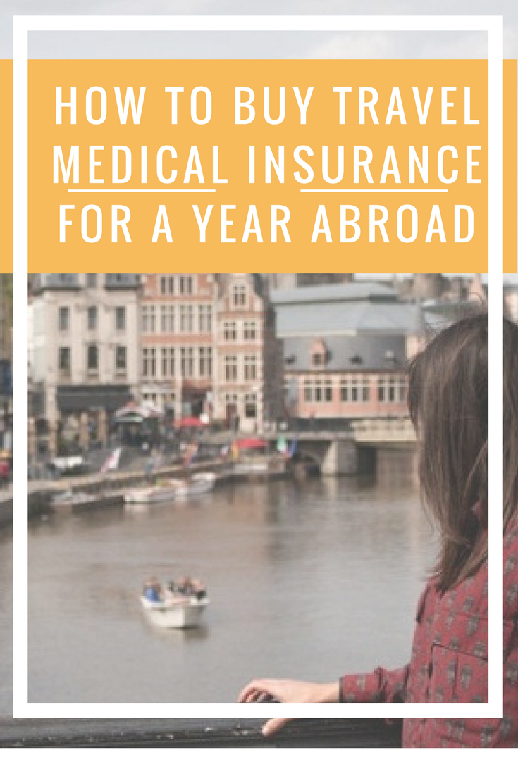 How To Buy Travel Medical Insurance For A Year Abroad European Travel Travel Europe Travel