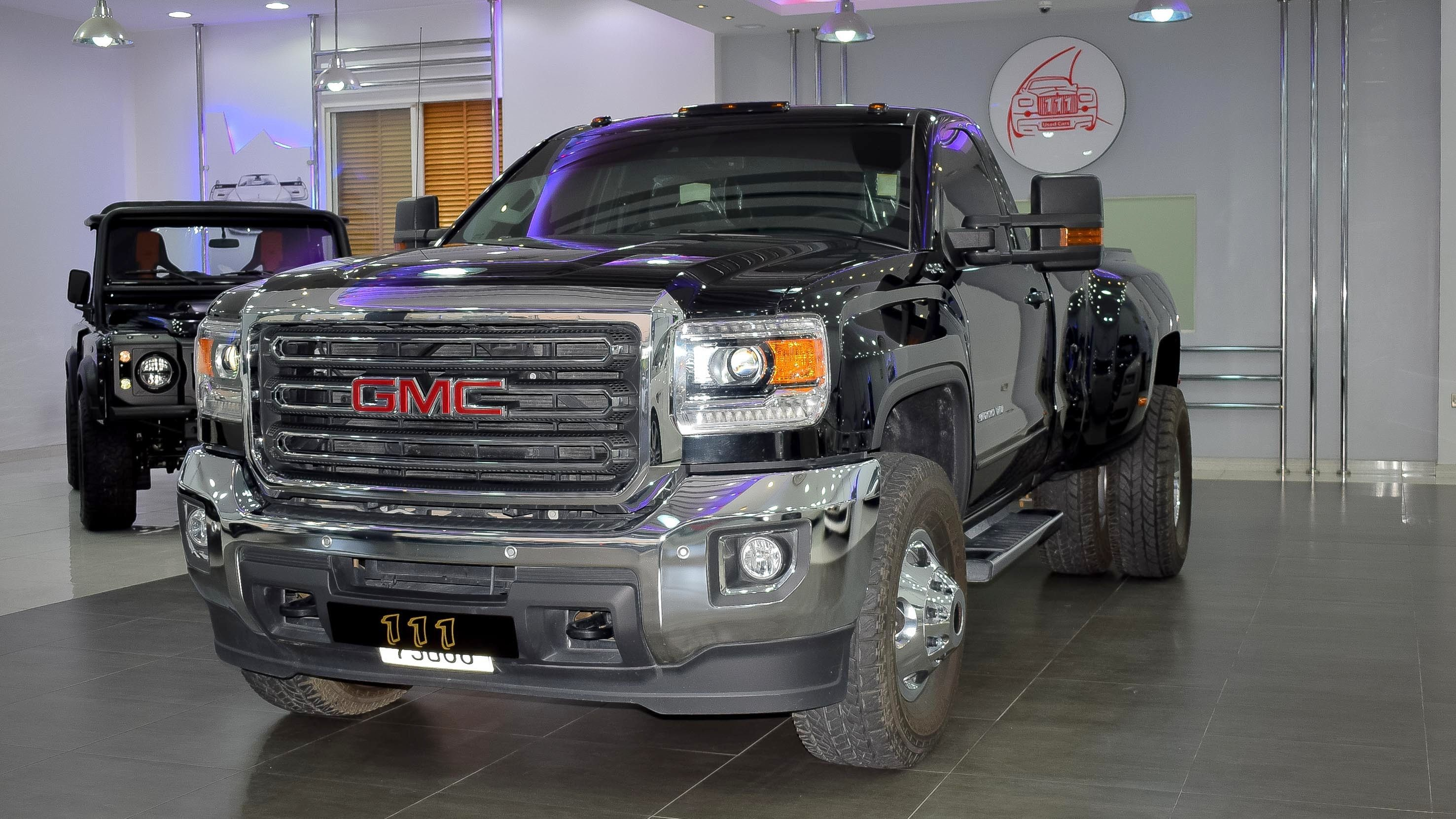 Model Gmc Sierra 3500 Hd Gulf Specs Year 2017 Km 8 000