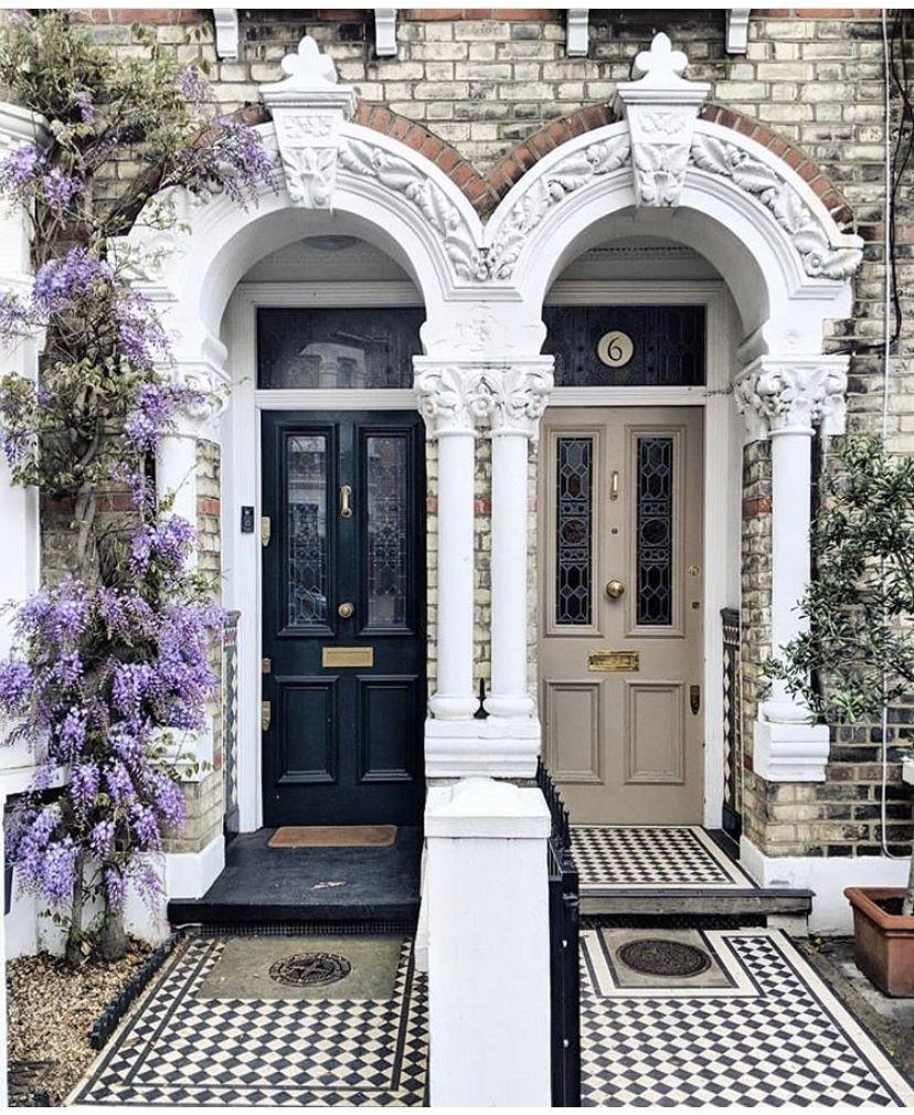 Victorian front door inspo #victorianfrontdoors