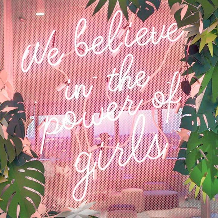 Pin by rey on aes; powerpuff girls Neon quotes, Neon