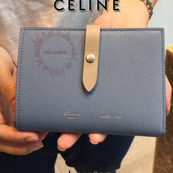 de75e3ac8c20 セリーヌ スーパーコピー 折りたたみ財布 洗練度MAX☆ストラップ中財布 8032116