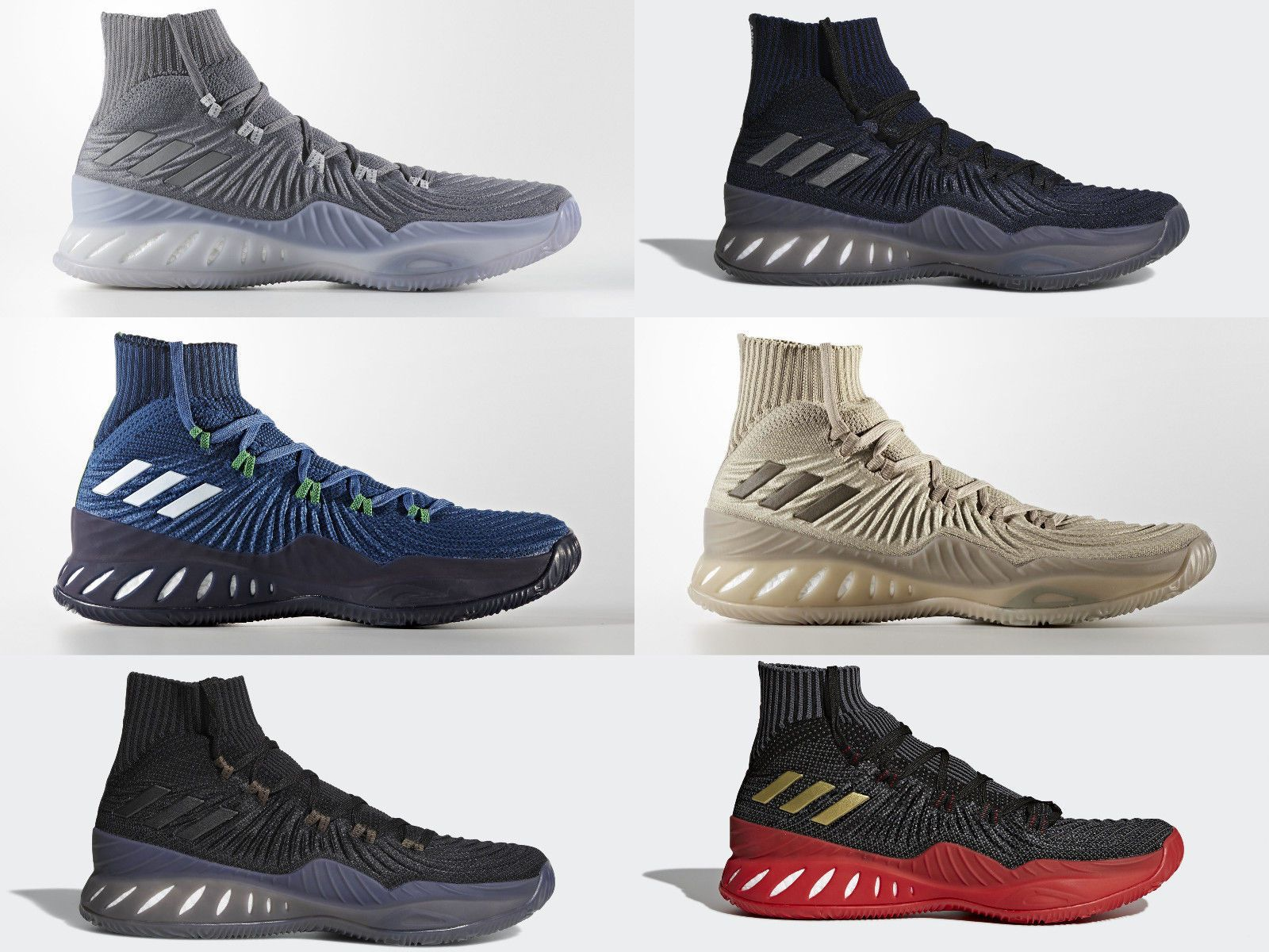 hot sale online 1e692 dc6a2 Clothing Shoes and Accessories 158963 New Adidas Crazy Explosive Primeknit Basketball  Boost Shoes New - BUY IT NOW ONLY 112.46 on eBay!