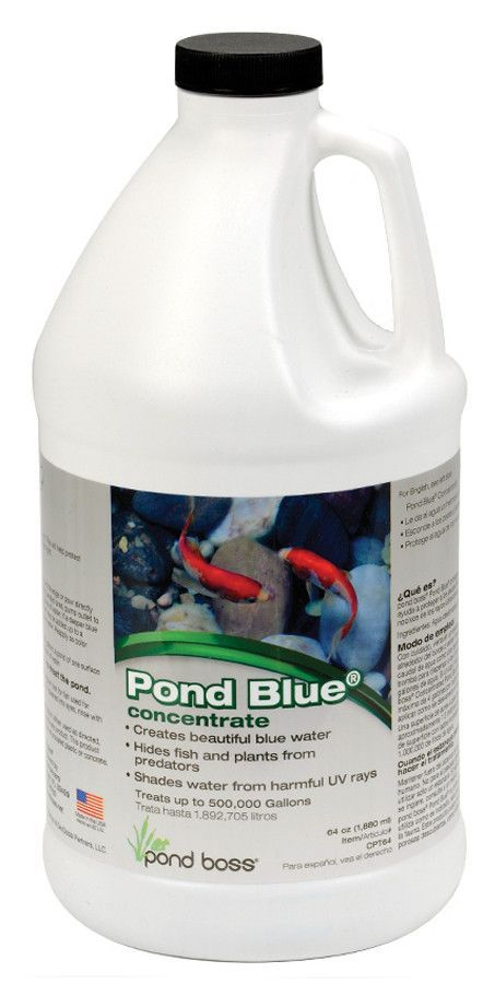 Pond Blue Conc 64Oz