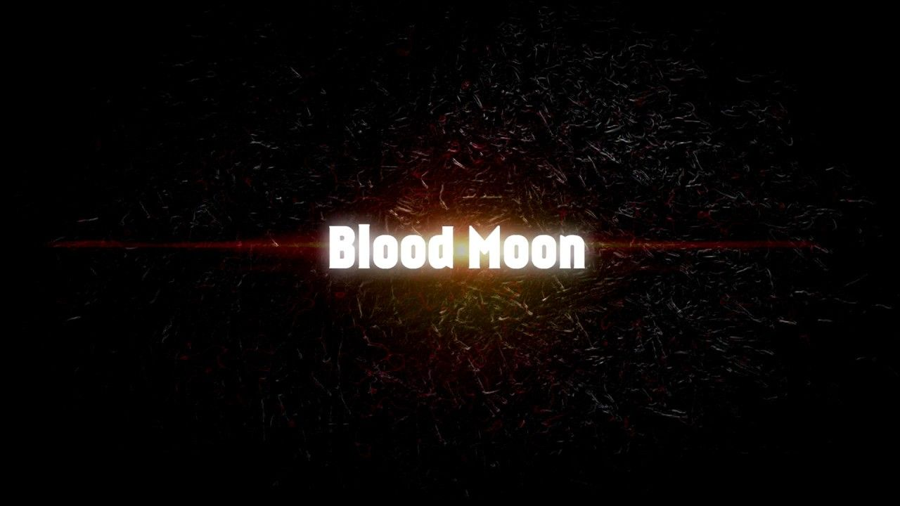 Sony Vegas Pro 13 Intro Template Blood Moon Projects To Try