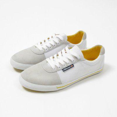 ellesse Zapatos Wood Canvas Sneaker Zapatos ellesse  ellesse Pinterest 50683e