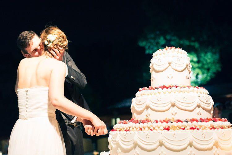 bellissimo scatto #matrimonio #wedding #cake