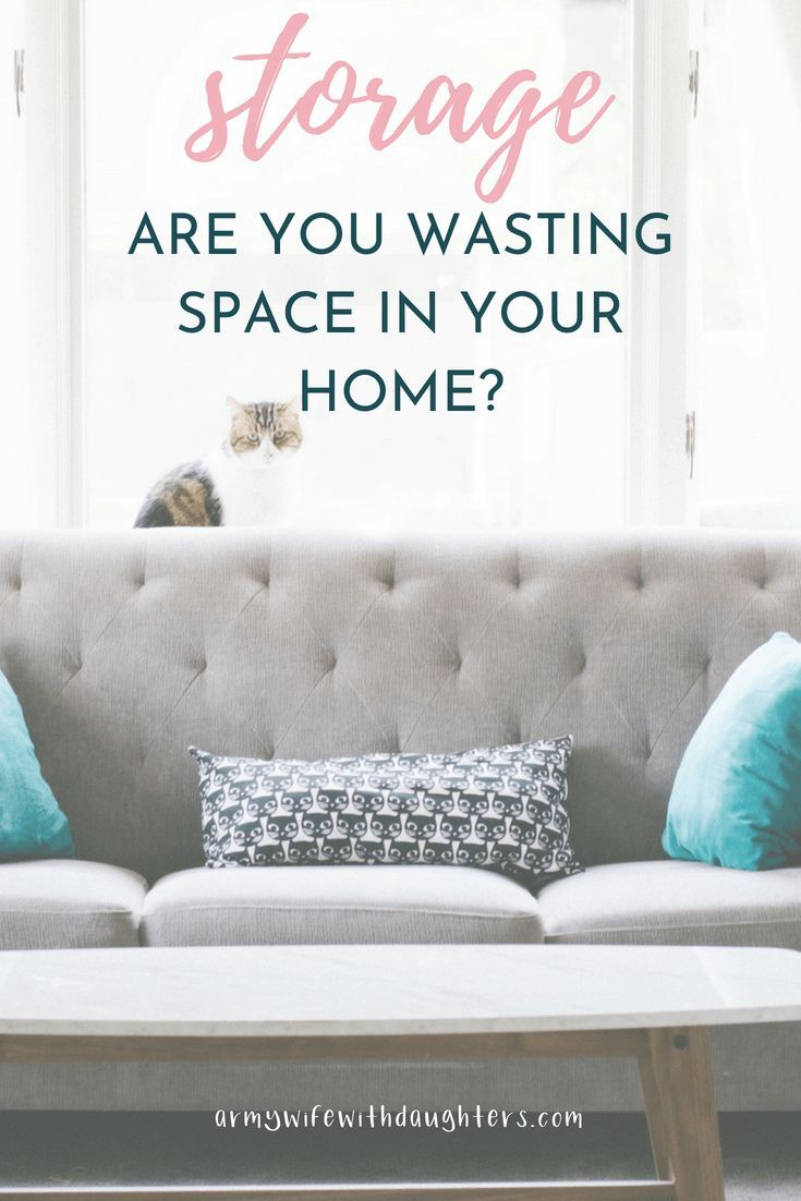 Are you wasting space in your home Are you wasting space at home Tips and tricks to make the most of the space you have