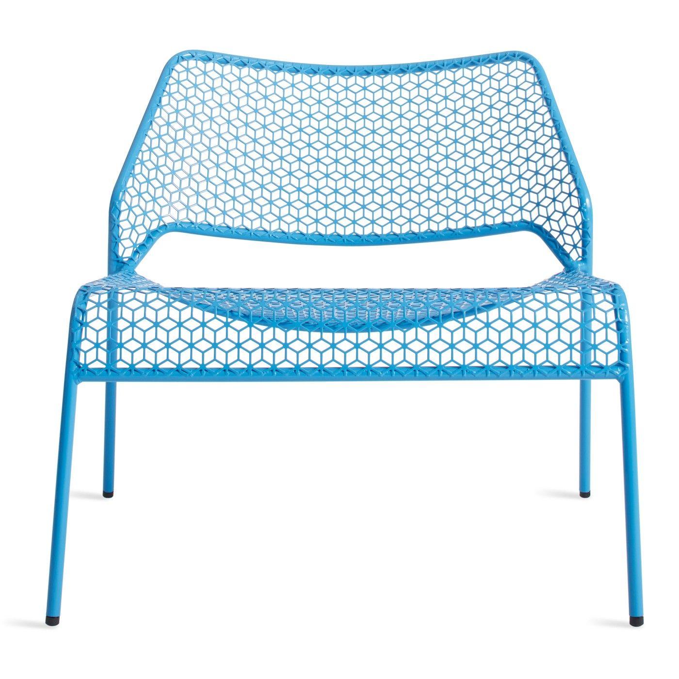 Hot Mesh Lounge Chair - Simple Blue | Patio | Pinterest | Lounge ...