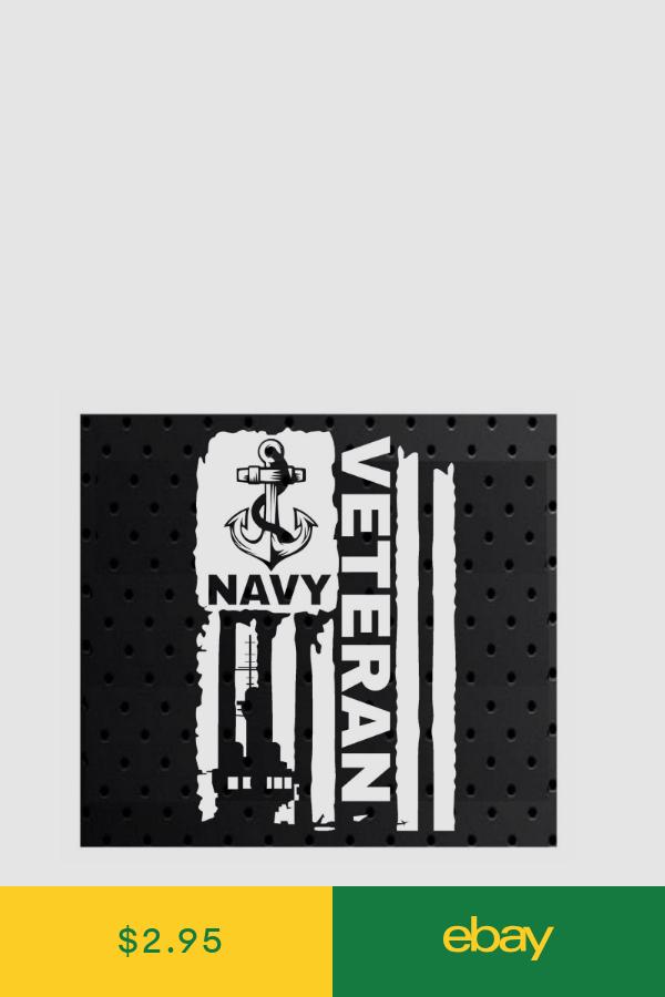Decals Stickers Vinyl Art Home Garden Ebay United States Navy Flag Navy Flag Vinyl Decals
