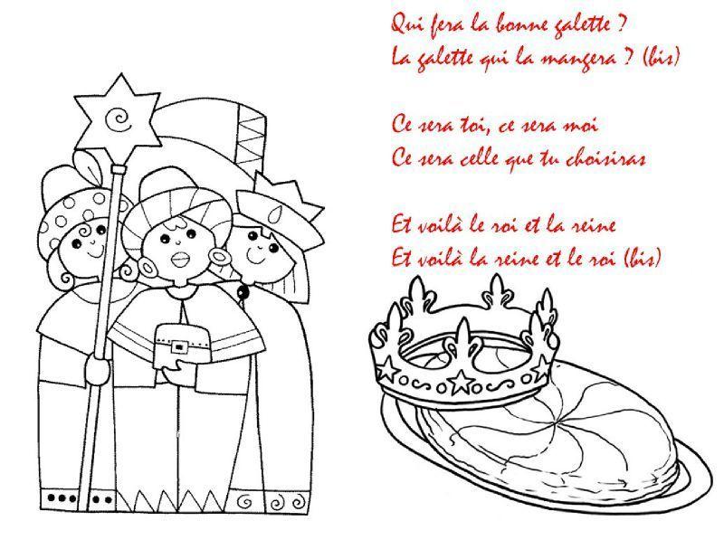Galette des rois maternelle recherche google galette - Tchoupi galette ...