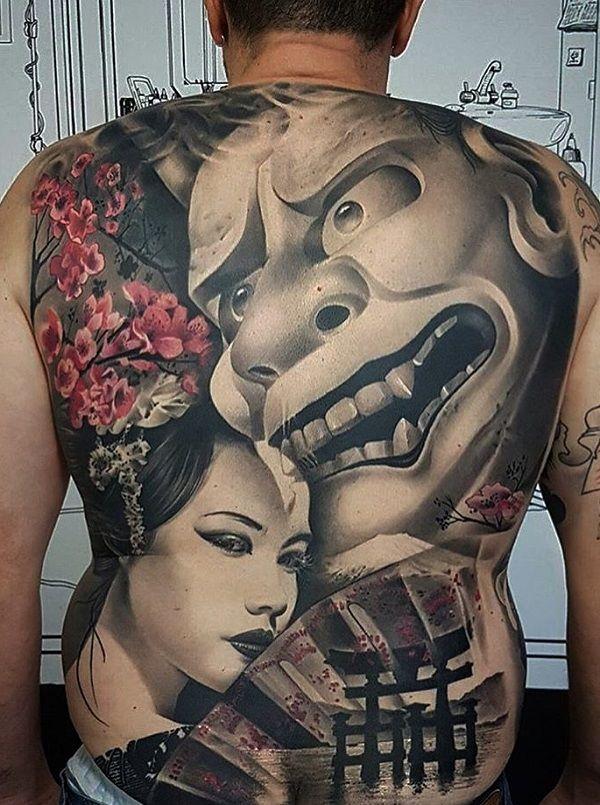 90 Awesome Japanese Tattoo Designs   Тату