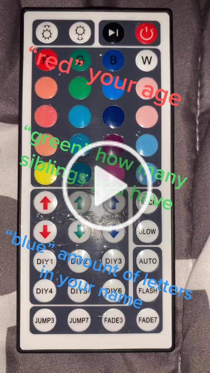 led lights diy colors ideas tiktok