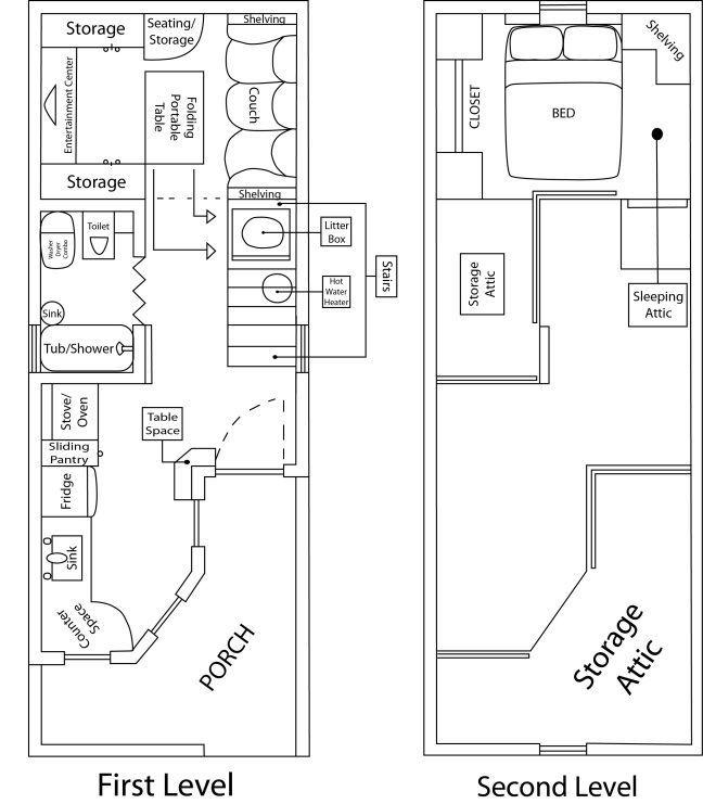 Merveilleux Dersken Deluxe Lofted Barn Cabin Floor Plans.