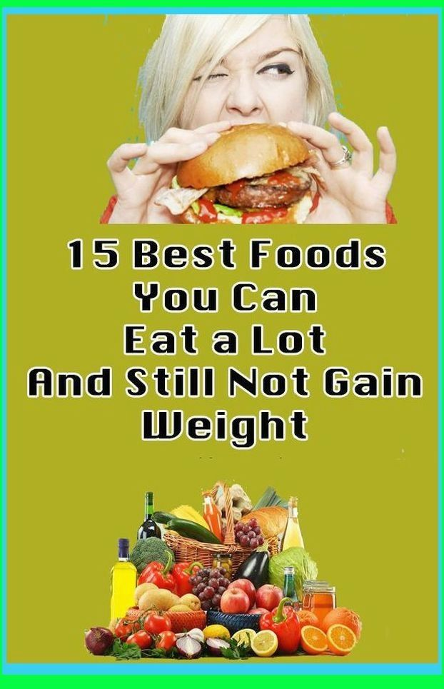 ThatS Right. There Are A Number Of Foods Out There