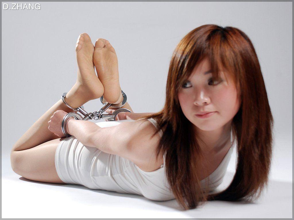china girl hogtied