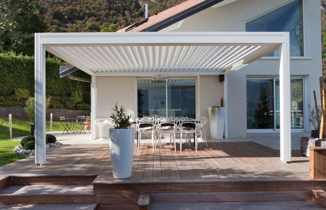 pergola bioclimatique id es pour la maison pinterest pergola bioclimatique bioclimatique. Black Bedroom Furniture Sets. Home Design Ideas