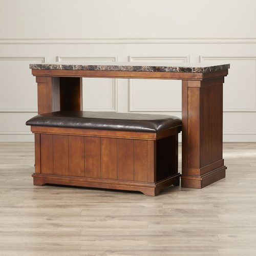 Found It At Wayfair Hodgkinson Console Table With Ottoman