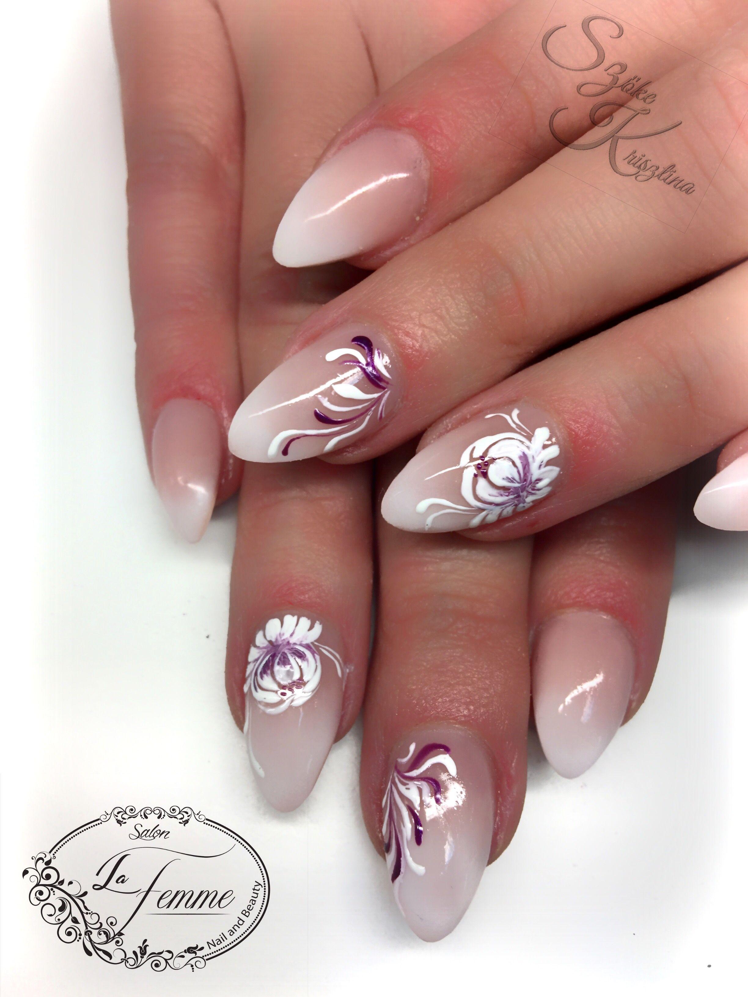 картинки ногтей с лилиями виды калины обыкновенный