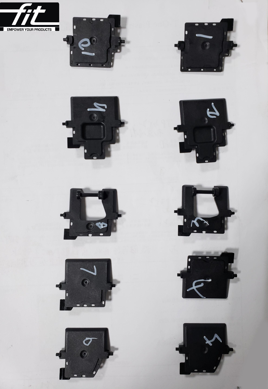 Auto Vent Assemblies Parts for Volkswagen Plastic