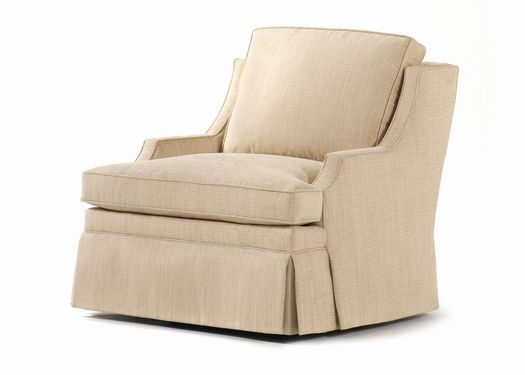 Find the most comfortable living room chairs and living room recliners   Shop our huge selection of leather recliners at outlet prices Jessica Charles  Blake  swivel chair 497 S with pleated skirt  36  . Most Comfortable Swivel Chairs. Home Design Ideas