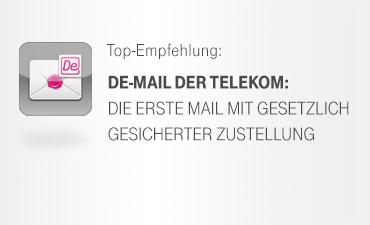 Telekom De Mail Login