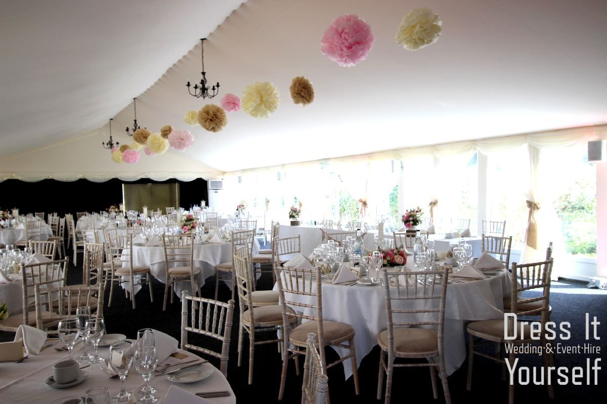 Hunton Park - Summer Marquee (29) Ideas for decorating the Summer ...