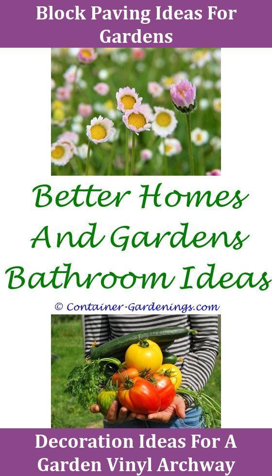 Gargen Backyard Garden Ideas No Grass Better Homes And Gardens