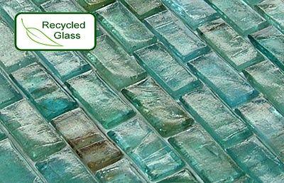 Recycled Gl Tile Backsplash Ideas Mosaic