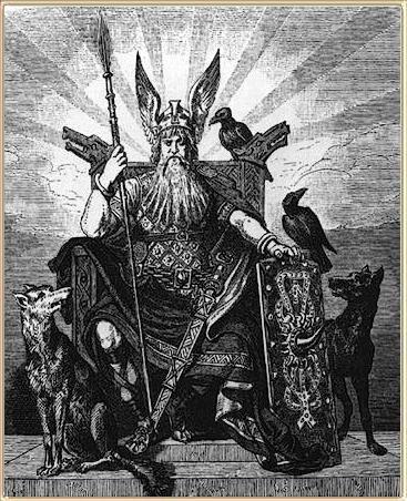 Tanri Odin ile ilgili görsel sonucu