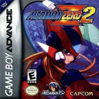Emularoms: Megaman Zero 2 ( BR ) [ GBA ]