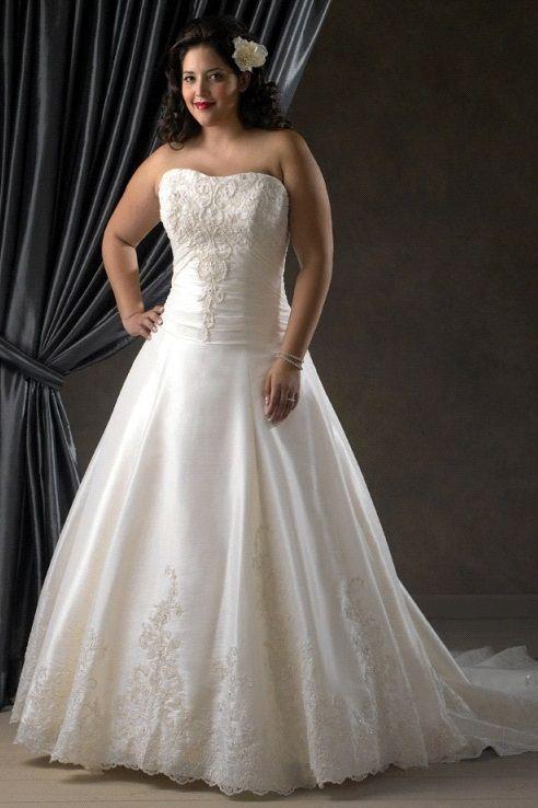 Bridal Wear Shoelace Weddings Gowns Beach Weddings Floor Length Bride Mature…