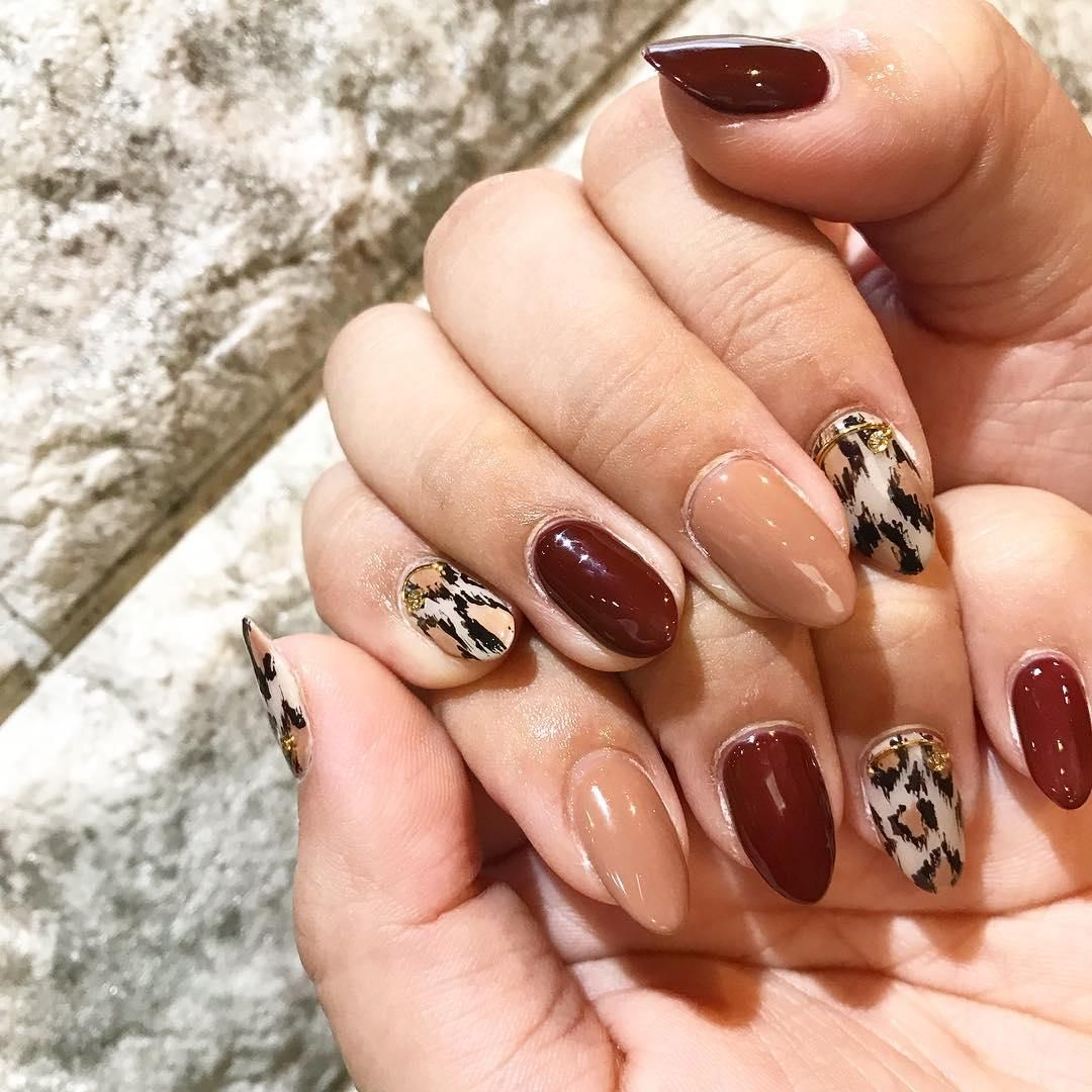 54 Pretty Winter Nail Art Ideas Nail Looks To Fight Away The