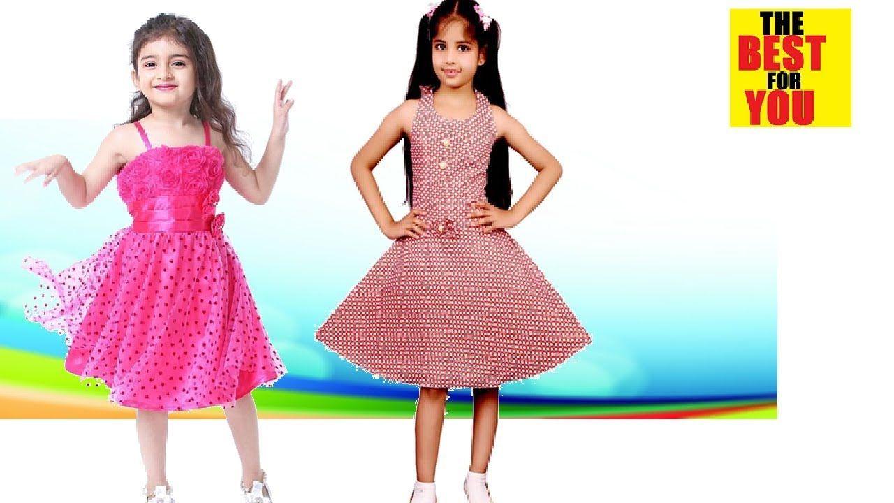 f1b2e17462 Kids Girls Frock Design Dress design in flipkart and amazon shopping ...